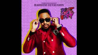 "Raheem DeVaughn - ""Don't Come Easy"""