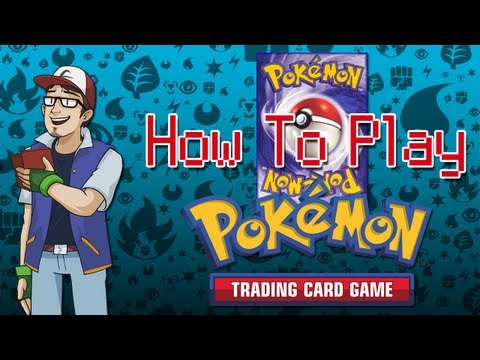 How to Play the Pokémon TCG – Part 1 – The Rules
