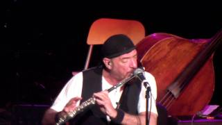 Jethro Tull, 13.04.2011, Up to me, Moscow