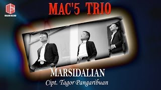 Mac'5 Trio - Marsidalian (Official Music Video)