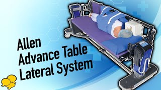View the video Allen Advance Table Lateral System