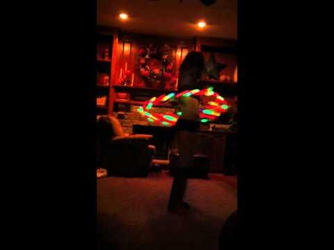 LED hoop :)