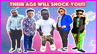 7 Short Ghanaian Celebrities Who Their Ages Will Surprise You