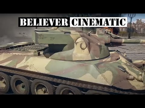 Imagine Dragons Believer Cinematic