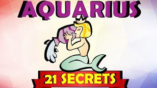 Aquarius Personality Traits (21 SECRETS)