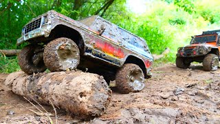 Rc Cars Off Road Extreme 4x4 Land Rover VS Ford