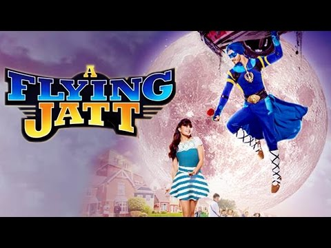 A Flying Jatt 2016 - Tiger Shroff - Jacqueline Fernandez - Promotion Event