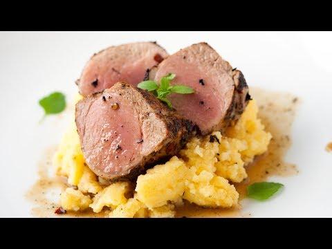 30 Minute Simple Roasted Pork Tenderloin Recipe