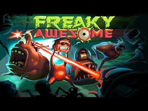 Freaky Awesome - Announcement Trailer thumbnail