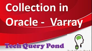 Oracle PL/SQL - How to create a simple array variable?