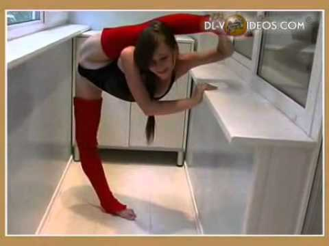 youtube sexy flexible girl