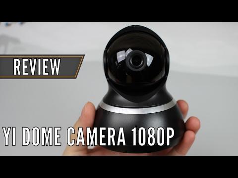 YI Telecamera a cupola 1080p (1920 x 1080 pixel (Full HD))