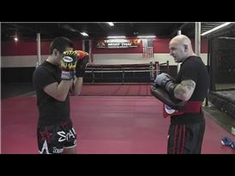 Kickboxing Training : Basic Kickboxing Techniques - YouTube