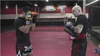 Kickboxing Training : Basic Kickboxing Techniques