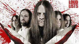 10 Greatest Death Metal Bands