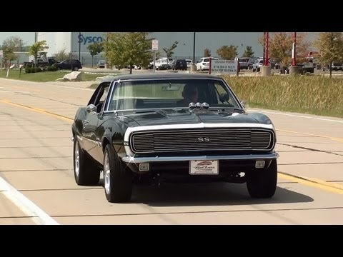 1967 Chevrolet Camaro 502 Big-Block Test Drive