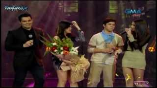 "Party Pilipinas [Channel] - Julieanne San Jose Lunch MTV ""Enough""  = 9/30/12"