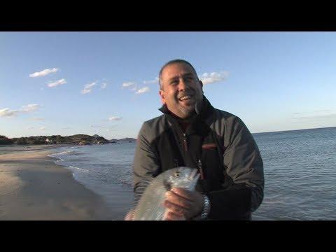 La pasta arieggiata per pescare da