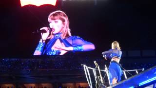 Taylor Swift - Clean Live - 8/14/15 - 1989 World Tour - Santa Clara, CA - [High Quality Mp3]