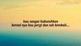 Agnes mo - tanpa kekasihku (lyrics)