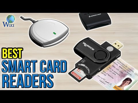 10 Best Smart Card Readers 2017