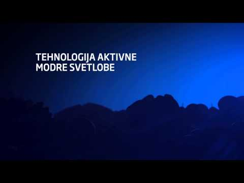 Beko - tehnologija aktivne modre svetlobe