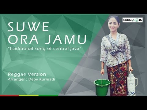 Suwe ora jamu reggae  instrumental  by deby kurniadi