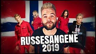 Jeg hører på årets russesanger 2019!