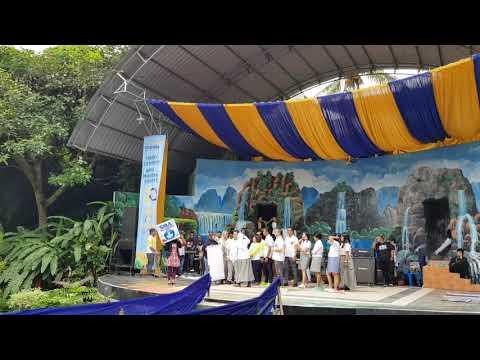 Perfom Cbg Sutomo 'Family Gathering Bank Mandiri Area Pematangsiantar 2018'