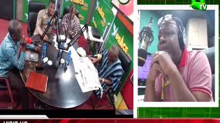 Kwami Sefa Kayi nearly sacked Sammy Gyamfi from his show