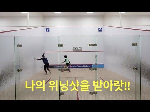 [오코치의 훈련로그] 제6편 득점이나 승리와 직결되는 결정적인 타구!! 위닝샷(winning shot) 연습방법!!