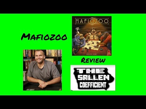 The Sallen Coefficient of Mafiozoo