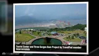 preview picture of video 'Three Gorges Dam Project - Yichang, Hubei, China'