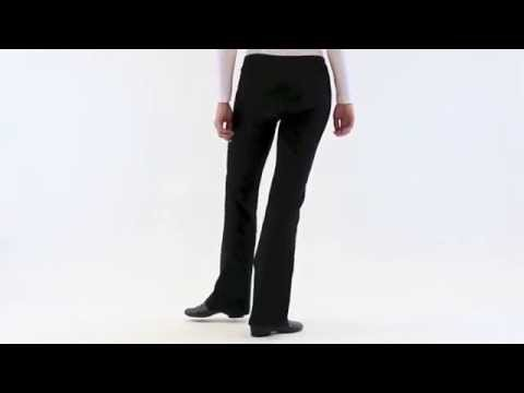 Danzcue Black Jazz Pants
