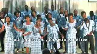 Healing worship team Yesu Ndagushima