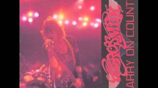 Aerosmith No More No More Ventura 1983