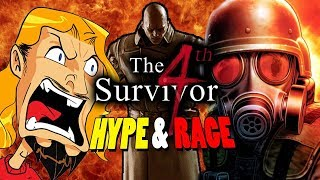 HUNK - The 4th Survivor: Hype & Rage Compilation (RE2)