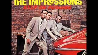 Impressions - Amen (Curtis Mayfield , Sam Gooden , Fred Cash)