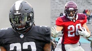 San Antonio Commanders vs. Birmingham Iron   AAF Week 4 Game Highlights