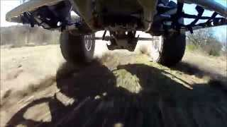 preview picture of video 'Go Pro - Enduro 2014 - Trx 450, Xr 250 Tornado, Trailblazer 250- Embalse'