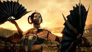 Mortal Kombat X: All of Kitana's Variations Explained