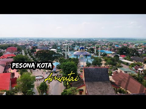 Keliling Amuntai Kota Bertakwa || Kalimantan Selatan