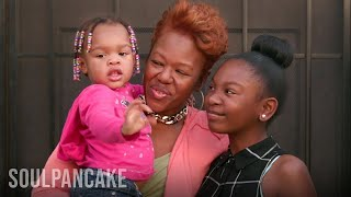 Adopting Her Granddaughter After Son's Death | Family Portrait