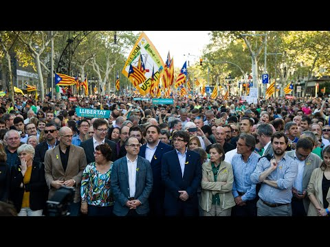 Catalan president says his people will not accept direct rule from Madrid