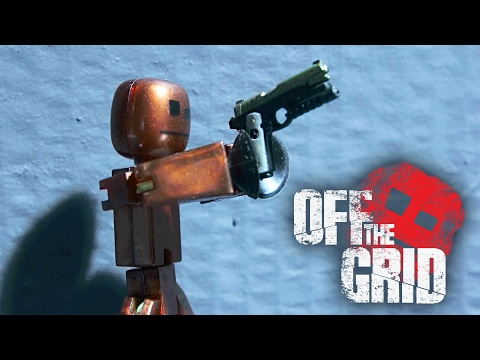 Stikbot | OFF THE GRID ☠️ - Breaking News!
