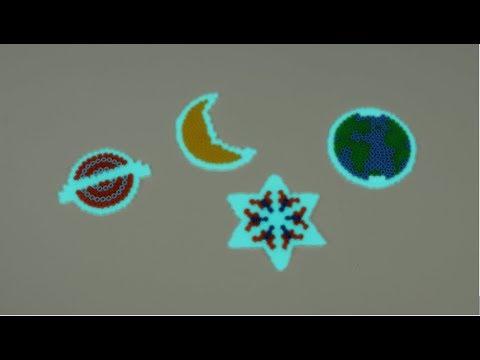 06105 SES Beedz Glow in the dark stars