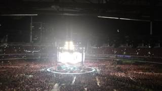 Rolling in the Deep - Adele Live - The Gabba - Brisbane - 05032017
