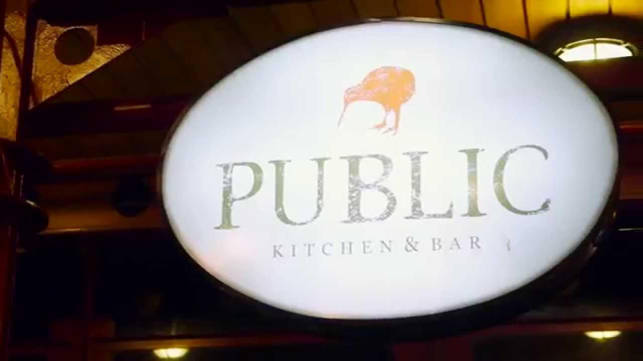 Public Kitchen & Bar | Queenstown Restaurant