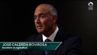 Línea Directa - José Calzada Rovirosa