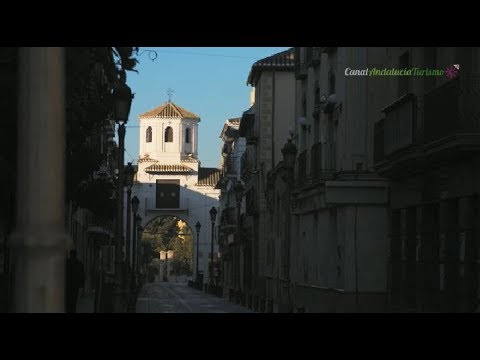 Puertas de la ciudad. Santa Fe, Granada